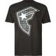 FAMOUS Stars & Straps Easy BOH Mens T-Shirt