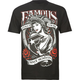 FAMOUS Stars & Straps Lady Liberty Mens T-Shirt