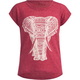 FULL TILT Ethnic Elephant Girls Tee