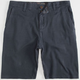 CHARLES And A Half Parker Mens Fleece Shorts