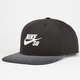 NIKE SB One Shot Pro Mens Snapback Hat