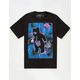 RIOT SOCIETY Cosmic Bubbles Boys T-Shirt