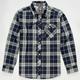 VOLCOM Flannibus Boys Flannel Shirt