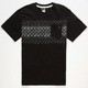 VOLCOM Hatch Boys Pocket Tee