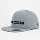 VOLCOM Idle Hands Mens Snapback Hat