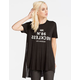 YOUNG & RECKLESS Reflect Womens Tee