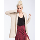 FULL TILT Womens Maxi Cardigan