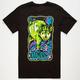 ELEMENT Night Wolf Mens T-Shirt