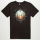 ELEMENT Trapped Mens T-Shirt