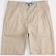 AKRUX Jack Mens Washed Chino Shorts