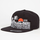 VANS Settle Down Mens Snapback Hat