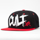 YOUNG & RECKLESS Cult Mens Snapback Hat