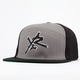 YOUNG & RECKLESS Logo Mens Snapback Hat