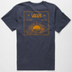 VANS Joel Tudor Sunset Mens Pocket Tee