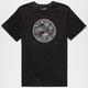 VANS Mosaic Palms Mens T-Shirt