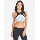 FULL TILT SPORT High Neck Sports Bra