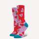 STANCE Battlefield Womens Crew Socks