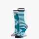 STANCE Hula Flowers Womens Everyday Mix & Match Socks
