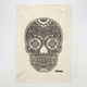 Sugar Skull Kitchen Towel