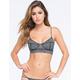 RVCA Left Coaster Bralette Bikini Top
