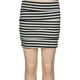 FULL TILT Stripe Girls Skirt