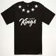 LAST KINGS Stars Mens T-Shirt