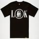 LAST KINGS LA Mens T-Shirt