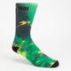 VANS Tie Dye Mens Crew Socks
