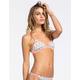 HURLEY Phoenix Triangle Bikini Top