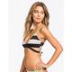 HURLEY Tomboy Triangle Bikini Top