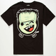 NEFF Munsta Kenny Glow In The Dark Boys T-Shirt