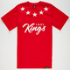 LAST KINGS Stars Mens T-Shirt