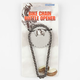 BARBUZZO Bike Chain Bottle Opener