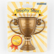 BARBUZZO Trophy Shot Glass