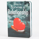 BARBUZZO How To Survive a Relationship Book Flask