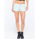 VOLCOM Sound Check Womens Denim Shorts