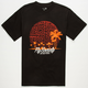 FLY SOCIETY Tahitian Sun Mens T-Shirt