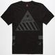 AYC Hazardous Reflective Mens T-Shirt