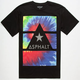 AYC Delta Force Tie Dye Mens Reflective T-Shirt