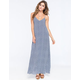 RUSTY By The Sea Maxi Dress