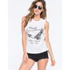 RUSTY Runaway Womens Muscle Tank