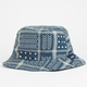 LRG Bandana Mens Reversible Bucket Hat