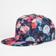 Floral Womens Snapback Hat