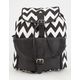 Chevron 2 in 1 Backpack