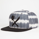 US VERSUS THEM Crosscut Dyed Mens Snapback Hat