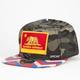 OFFICIAL Cali Zag Mens Snapback Hat
