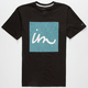 IMPERIAL MOTION 1x1 Triangle Mens T-Shirt