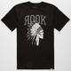 ROOK Chief Skull Mens Reflective T-Shirt