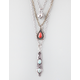 FULL TILT 3 Tier Necklace