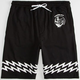 NEFF Astro Death Paradise Mens Sweat Shorts